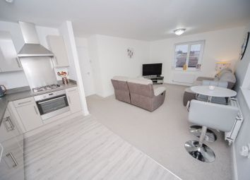 Thumbnail 2 bed flat for sale in Hambledon Mill Park, Accrington