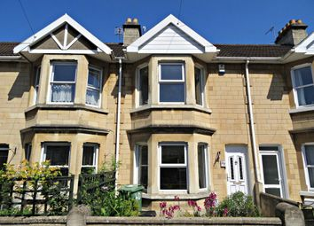 Thumbnail 3 bedroom terraced house for sale in Beckhampton Road, Oldfield Park, Bath