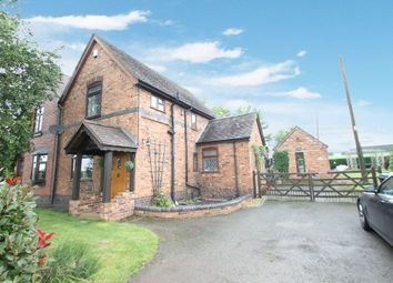 Thumbnail 2 bed cottage for sale in Warton Lane, Grendon, Atherstone