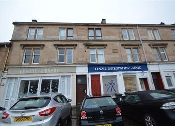 Thumbnail 1 bed flat for sale in Alexandra Avenue, Lenzie, Glasgow