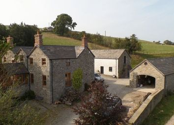 Thumbnail 4 bed cottage for sale in Henllan, Denbigh
