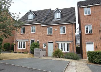 Thumbnail 4 bed semi-detached house for sale in Sorrell Gardens, Clayton, Newcastle-Under-Lyme