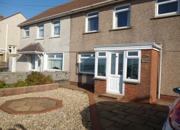 Thumbnail 3 bed semi-detached house to rent in Tir Morfa Road, Port Talbot, Swansea