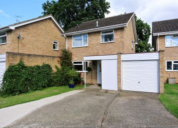 Thumbnail 3 bedroom detached house for sale in Oakfield, Knaphill, Woking