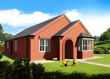 Thumbnail 3 bed detached bungalow for sale in Spire View, Boston Road, Heckington, Lincolnshire