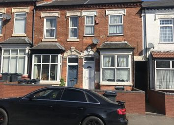 Thumbnail 3 bed terraced house for sale in Westbourne Rd, Handsworth