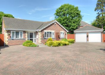 Thumbnail 4 bed bungalow for sale in Anwick Drive, Anwick, Sleaford