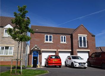 Thumbnail 2 bed maisonette for sale in The Mead, Keynsham, Bristol