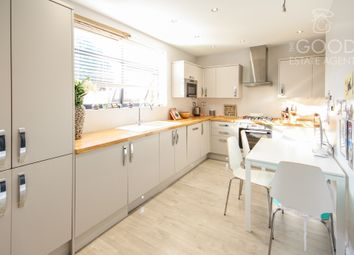 Thumbnail 3 bed end terrace house for sale in Durnell Way, Loughton