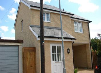 Thumbnail 3 bed detached house to rent in Cross Street, Huntingdon