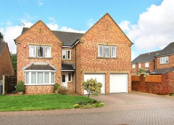 Thumbnail 4 bed detached house for sale in Farrington Court, Wickersley, Rotherham, South Yorkshire