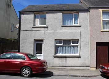 Thumbnail 4 bed end terrace house for sale in Clarence Street, Pembroke Dock