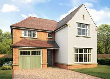 Thumbnail 4 bed detached house for sale in Kingsbourne, Waterlode, Nantwich, Cheshire