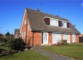Thumbnail 3 bed semi-detached bungalow for sale in Tewkesbury Close, Chester