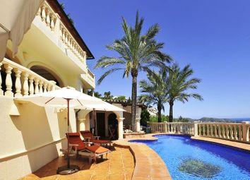 Thumbnail 5 bed villa for sale in Benimeit, Moraira, Spain
