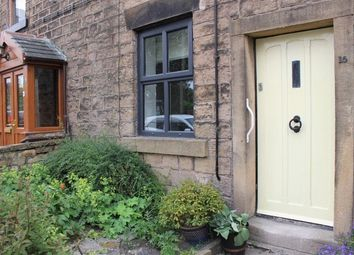 Thumbnail 2 bed terraced house for sale in Cottage Lane, Gamesley, Glossop