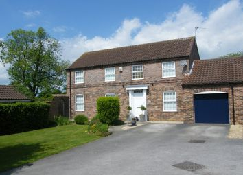 Thumbnail 4 bed link-detached house for sale in Holmes Way, Wragby, Market Rasen