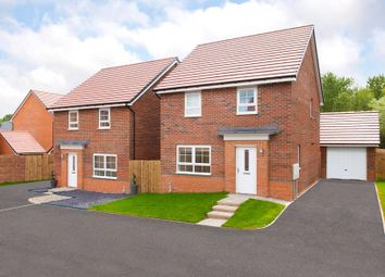 "Thumbnail 4 bedroom detached house for sale in ""Chester"" at Morgan Drive, Whitworth, Spennymoor"
