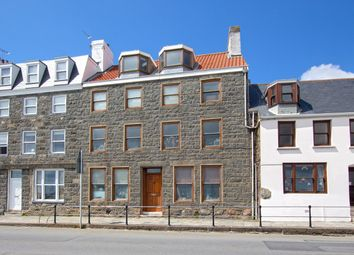Thumbnail 4 bed town house for sale in 35 Glategny Esplanade, St Peter Port