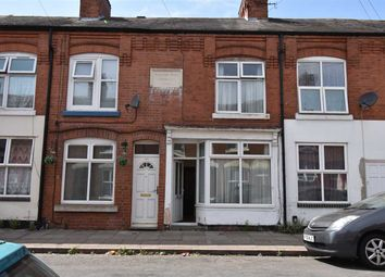 Thumbnail 2 bed terraced house to rent in Mere Road, Leicester