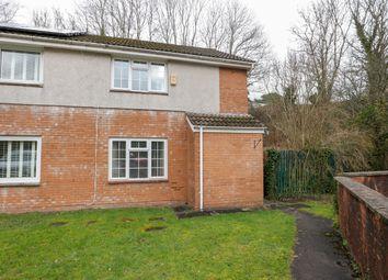Thumbnail 1 bed semi-detached house for sale in Bro Dawel, Merthyr Tydfil