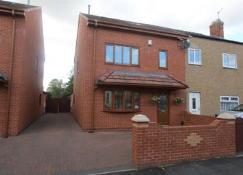 Thumbnail 4 bed semi-detached house for sale in Keats Court, Milton Street, Darlington