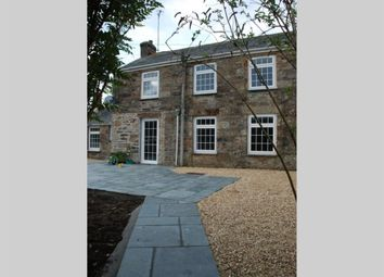 Thumbnail 2 bed cottage to rent in Churchtown, Lanivet, Bodmin