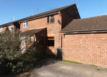 Thumbnail 2 bedroom semi-detached house for sale in Melford Road, Stowmarket