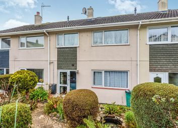 Thumbnail 3 bed terraced house for sale in Rashleigh Avenue, Saltash