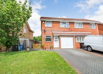 3 bed semi-detached house for sale in Bluebell Lane, Poole BH17