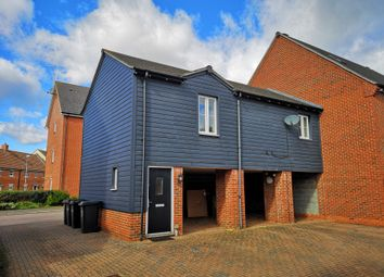 Thumbnail 1 bed property for sale in Brambling Lane, Cringleford, Norwich