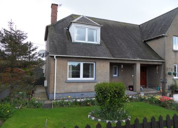Thumbnail 2 bedroom semi-detached house for sale in Kirroughtree Avenue, Minnigaff, Newton Stewart