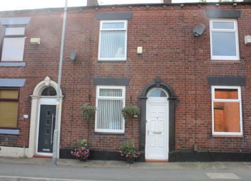 Thumbnail 2 bed terraced house for sale in Rochdale Lane, Royton, Oldham