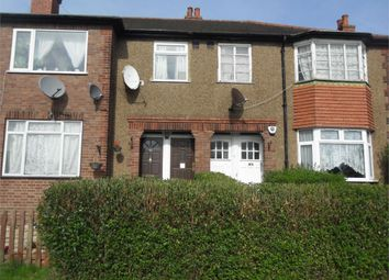Thumbnail 2 bed maisonette for sale in Floriston Court, Whitton Avenue West, Northolt, Middlesex
