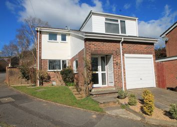 Thumbnail 4 bed detached house to rent in Porteous Crescent, Chandlers Ford
