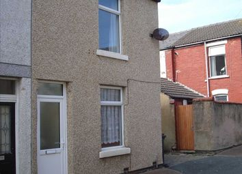 Thumbnail 2 bed terraced house to rent in Garfield Street, Fleetwood