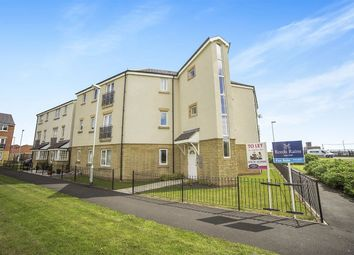 Thumbnail 2 bed flat for sale in Ultor Court, Blyth