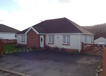 Thumbnail 4 bed detached bungalow for sale in Talley, Llandeilo