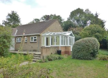 Thumbnail 3 bed detached bungalow for sale in Main Street, Laxton, Corby