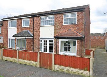 Thumbnail 3 bedroom end terrace house for sale in Dale Lane, Appleton, Warrington