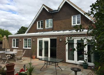 Thumbnail 5 bed detached house for sale in Winchester Road, Four Marks, Alton