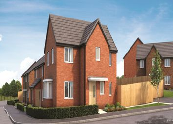 3 bed detached house for sale in Knott Mill Way, Castlefields, Runcorn, Cheshire WA7