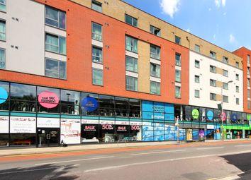 Uxbridge Road, London W13. 2 bed flat