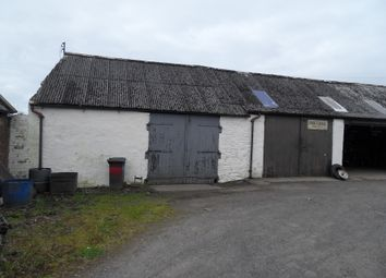 Thumbnail Parking/garage for sale in Castlehill, Whithorn