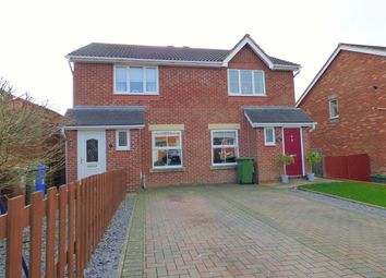 Thumbnail 3 bed semi-detached house for sale in Paradise Close, Whittle-Le-Woods, Nr Chorley