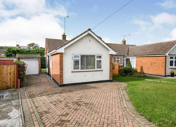 Thumbnail 2 bed bungalow for sale in Sidmouth Road, Springfield, Chelmsford