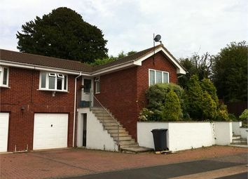 Thumbnail 3 bedroom bungalow to rent in Travershes Close, Exmouth, Travershes Close