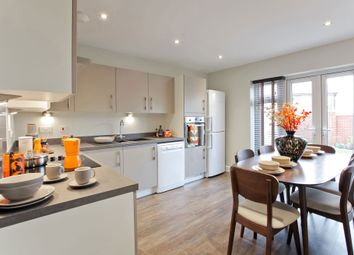 "Thumbnail 3 bed semi-detached house for sale in ""The Chastleton"" at Stocks Lane, Winslow, Buckingham"