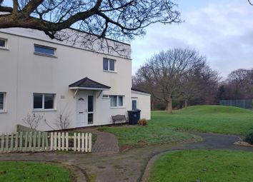 Thumbnail 3 bed end terrace house for sale in Howe Road, Rowner, Gosport
