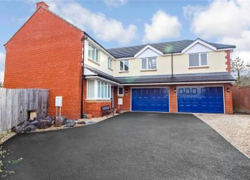 Thumbnail 5 bed detached house for sale in Fallow Fields, Barnstaple